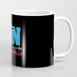 Rescue Ninja For Nurses Coffee Mug