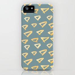 Tryangles iPhone Case