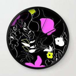Naturshka 4 Wall Clock