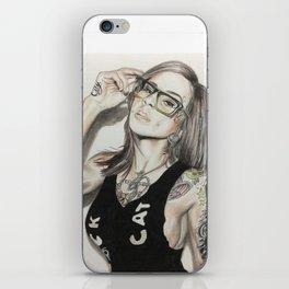 Inkd Girlz series (Madzilla) iPhone Skin