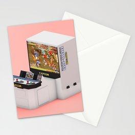 Capcom OOB 60 Stationery Cards