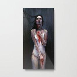 Virgin Blood Lust Metal Print