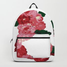 Flowers in the midst of summer Backpack