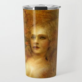 """Ofelita de Oro"" (From ""Death, Life, Hope"") Travel Mug"