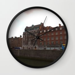 Dublin River Liffey Wall Clock