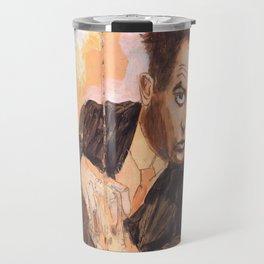 Egon in the Style of Egon Travel Mug