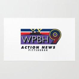 GROUNDHOG DAY - WPBH 9 Action News Rug