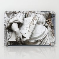 moscow iPad Cases featuring Statues Moscow by RMK Photography