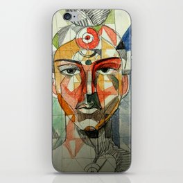 Meditation iPhone Skin