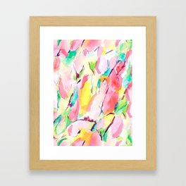 Synesthete (Origin) Framed Art Print