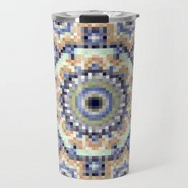 Pixel wallpaper 9 Travel Mug