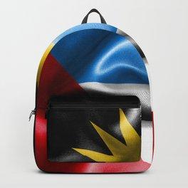Antigua and Barbuda Flag Backpack