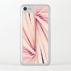 Botanical Candy Clear iPhone Case