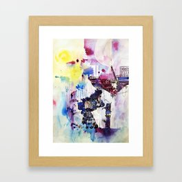 This is the Good Ship Lifestyle Framed Art Print