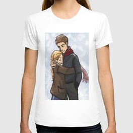 Chaol and Celaena3 T-shirt