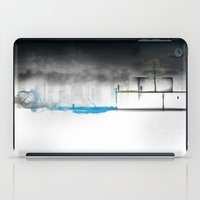 the strokes iPad Cases featuring Strokes by Dhruv Seth