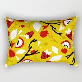 fall pattern Rectangular Pillow