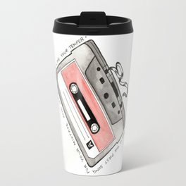 Brand New // Mixtape Travel Mug
