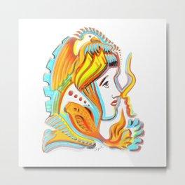 Admiration is Fragile Metal Print
