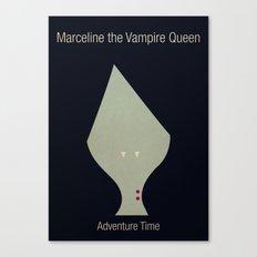 Adventure Time Marceline Canvas Print