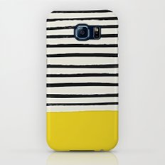 Sunshine x Stripes Slim Case Galaxy S8