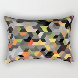 Suspicion Rectangular Pillow