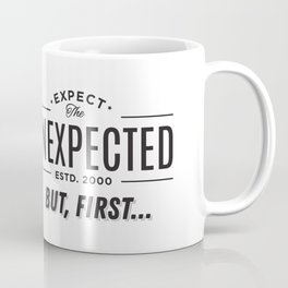 Big Brother Expect The Unexpected Coffee Mug