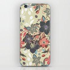 Hellaborus iPhone & iPod Skin