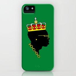 Big Maestro - Green iPhone Case