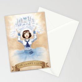 The Lamb's Vision Stationery Cards
