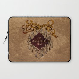 I Solemnly Swear That I Am Up To No Good Laptop Sleeve