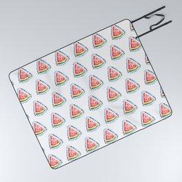 Summer Watermelon Picnic Blanket