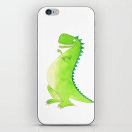 T-rex iPhone Skin