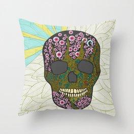 Skullcandy Throw Pillow
