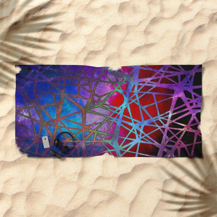 γ Andromedae Beach Towel