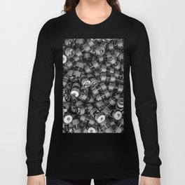 Chrome dumbbells Long Sleeve T-shirt