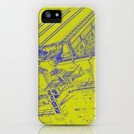 Manhattan Bridge - Green iPhone Case