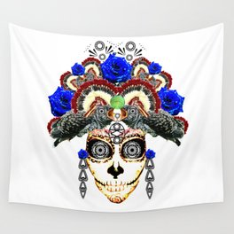 Cruella del Rosa Wall Tapestry