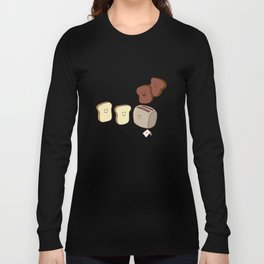 Toasty Business! Long Sleeve T-shirt