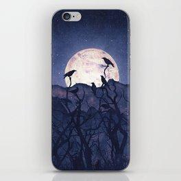 Midnight Chorus iPhone Skin