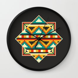 Inkkas Sunrise Wall Clock