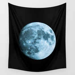 Moon - Space Photography Wall Tapestry