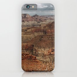 Grand Canyon Storm iPhone Case