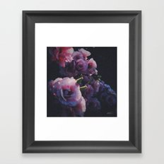 Floral One Framed Art Print