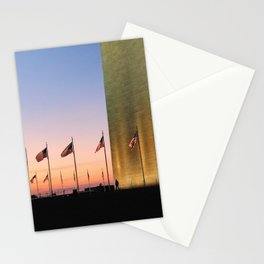 My Country 'tis of Thee Stationery Cards