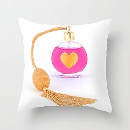 Love Potion Throw Pillow