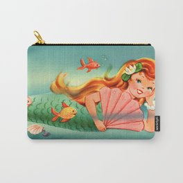 Miranda Mermaid Carry-All Pouch