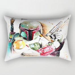 Boba Fett Rectangular Pillow