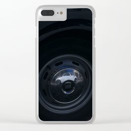 La 500 Clear iPhone Case
