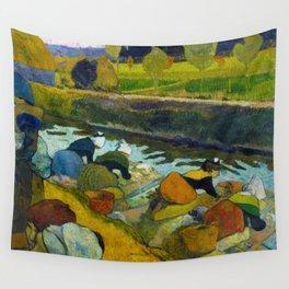 1888 - Gauguin - Washerwomen Wall Tapestry